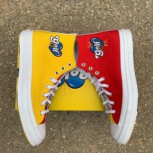 "Converse Shoes - 2020 GOLF WANG x Chuck 70 High ""Tri-Panel"""